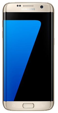 Телефон Samsung Galaxy S7 Edge 32Gb (Золотой)