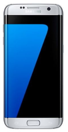 Телефон Samsung Galaxy S7 Edge 32Gb (Серебристый)