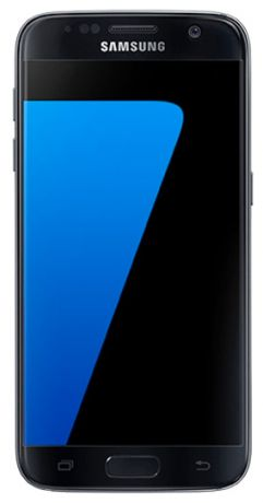 Телефон Samsung Galaxy S7 32Gb (Черный)