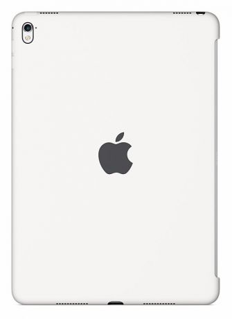 "Чехол для Apple iPad Pro 9.7"" Silicone Case - White (Белый)"