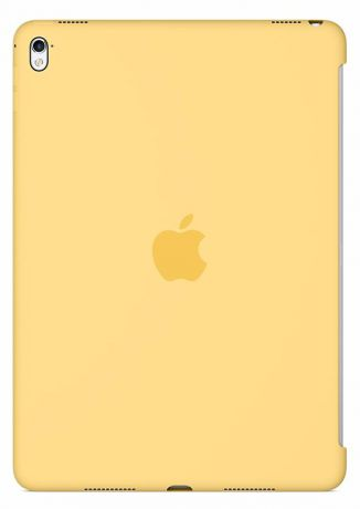"Чехол для Apple iPad Pro 9.7"" Silicone Case - Yellow (Желтый)"