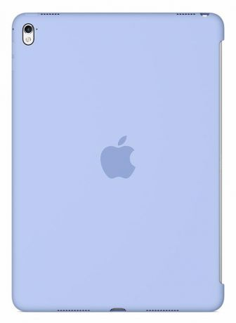 "Чехол для Apple iPad Pro 9.7"" Silicone Case - Lilac (Васильковый)"