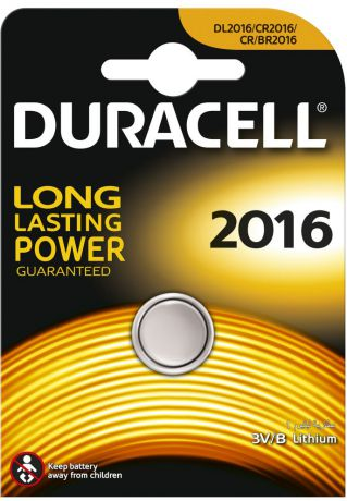 Duracell CR2016/DL2016