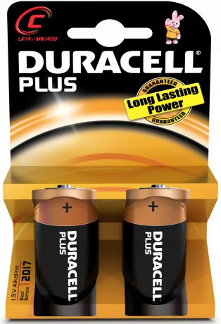 Duracell C (2 шт)