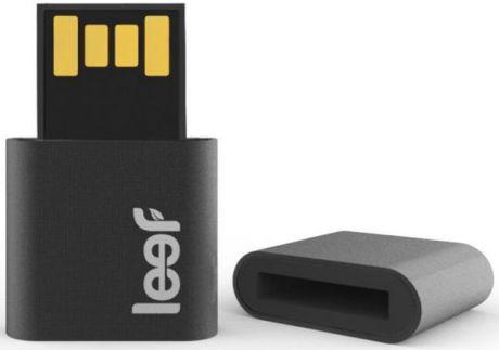Leef Fuse 8Gb Gray/Black