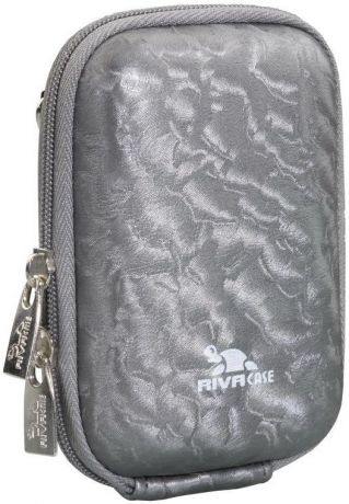 Rivacase 7022 PU Digital Case Gray Перламутр