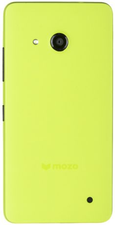 Mozo Back Cover для Microsoft Lumia 550 Green