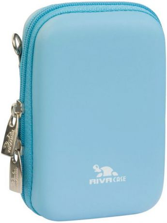 Rivacase 7103 PU Digital Case Shallow Blue