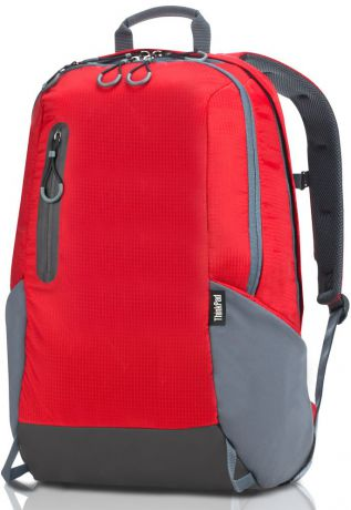 "Lenovo ThinkPad Active Backpack Large для ноутбука 15.6"" Red"