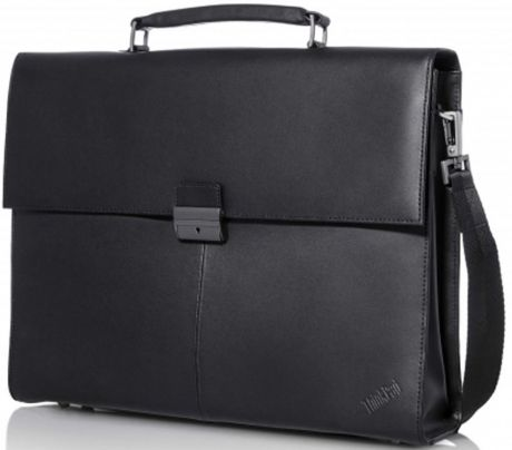 "Lenovo ThinkPad Executive Leather Case для ноутбука 14"" Black"
