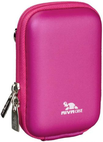 Rivacase 7022 PU Digital Case Crimson Pink