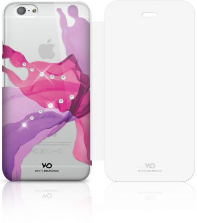 White Diamonds Liquids для Apple iPhone 6/6s Pink