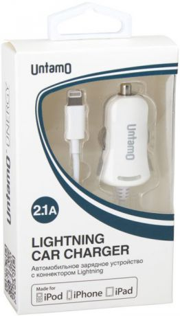 Untamo Unergy Apple Lightning White