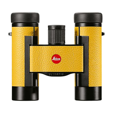Бинокль Leica Ultravid Colorline 8x20 Lemon Yellow
