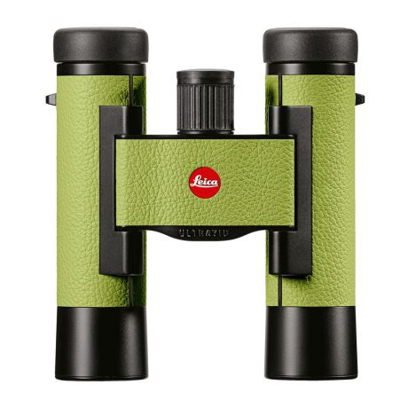 Бинокль Leica Ultravid Colorline 10x25 Apple Green