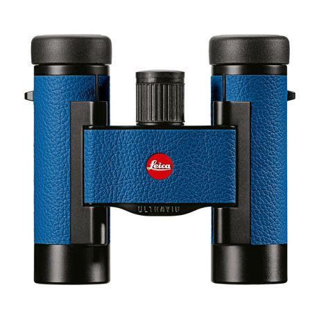 Бинокль Leica Ultravid Colorline 8x20 Capri Blue