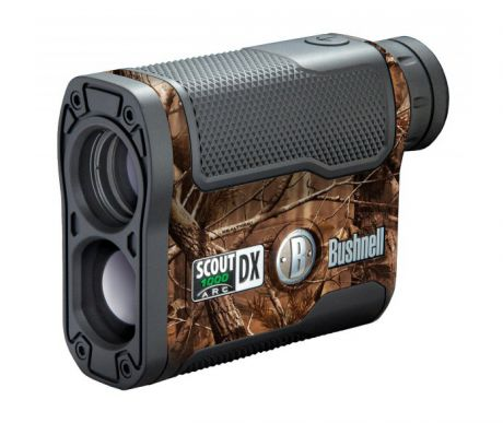 Дальномер Bushnell Scout DX 1000 ARC, камуфляж