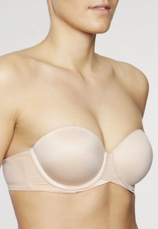 "Spanx - Pillow Cup - ""signature strapless"" - Мягкий телесный"
