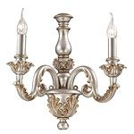 Бра Ideal Lux GIGLIO ARGENTO AP2  075242