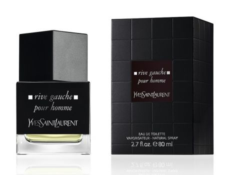 Yves Saint Laurent - Туалетная вода  La Collection Rive Gauche 80ml