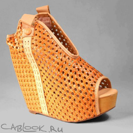 JEFFREY CAMPBELL сабо женские KELSEY_WV