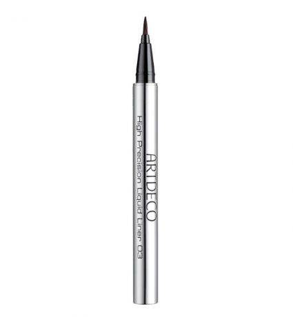 ARTDECO Подводка для век 03 High Precision Liquid Liner Brown