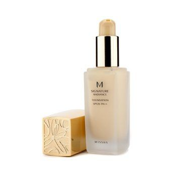 MISSHA Тональный крем Missha M Radiance Foundation №13