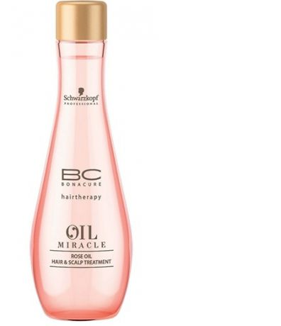 Schwarzkopf Professional Bonacure Oil Miracle Rose Масло для кожи головы и волос (Hair & Scalp Treatment)