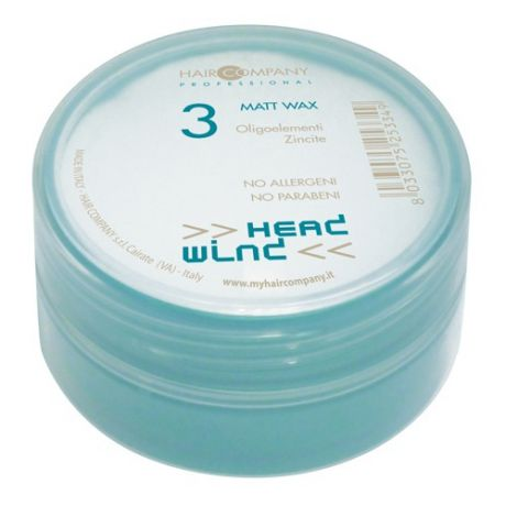 Hair Company Head Wind Матирующий воск (Matt WAX)