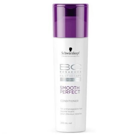 Schwarzkopf Professional Bonacure Smooth Perfect Кондиционер Контроль Гладкости (Conditioner)