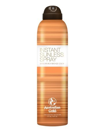 Australian Gold Instant Sunless Spray Спрей-автозагар мгновенного действия
