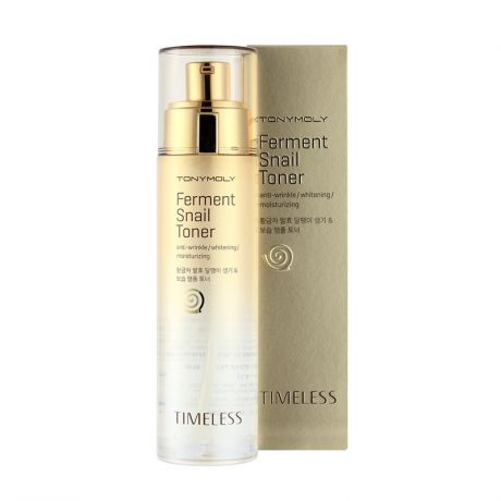 Tony Moly Timeless Тоник для лица с улиткой