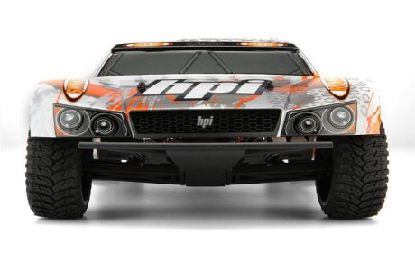 HPI Blitz Skorpion 2WD 2.4Ghz (оранжевый)