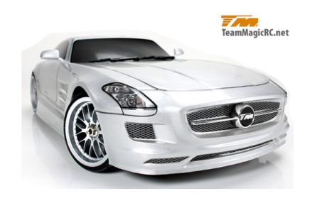 Team Magic E4D Mercedes SLS Brushless 4WD 2.4Ghz (дрифт)