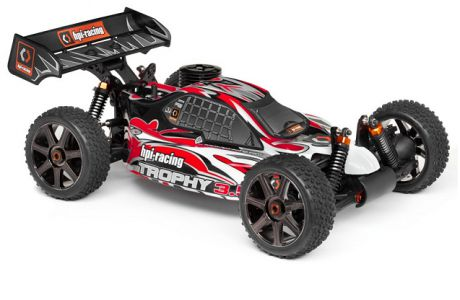 HPI Trophy 3.5 Buggy 4WD 2.4Ghz (влагозащита)