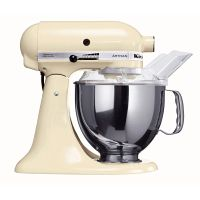 Миксер KitchenAid 5KSM150PSEAC кремовый (29911)