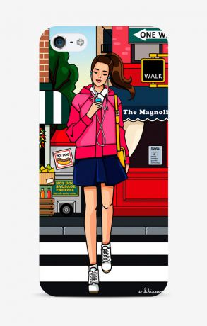 Girls in Bloom Чехол для iPhone