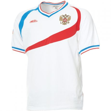 Forward FORWARD GOLD RUSSIA POLY SS SHIRT