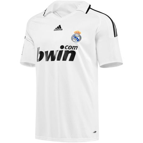 Adidas Adidas FC Real Madrid 2008-09 Home