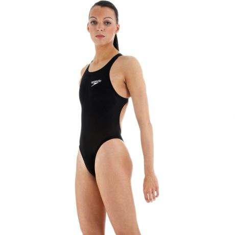 Speedo Speedo Lzr Elite Recordbreaker Costume Black