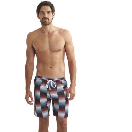 Speedo Speedo Printed Check Leisure 18