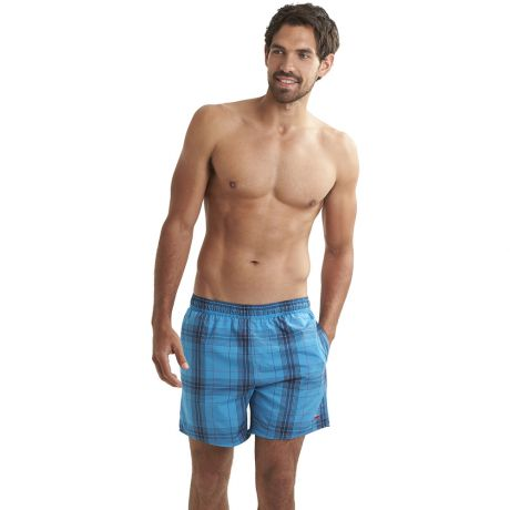 Speedo Speedo Yarn Dyed Check Leisure 16
