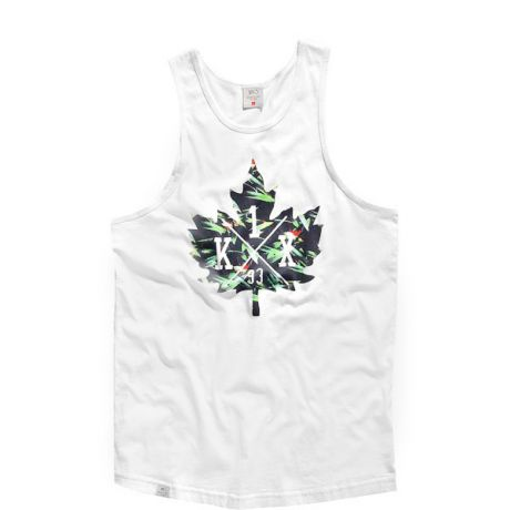K1X K1X Oahu Leaf Tank Top