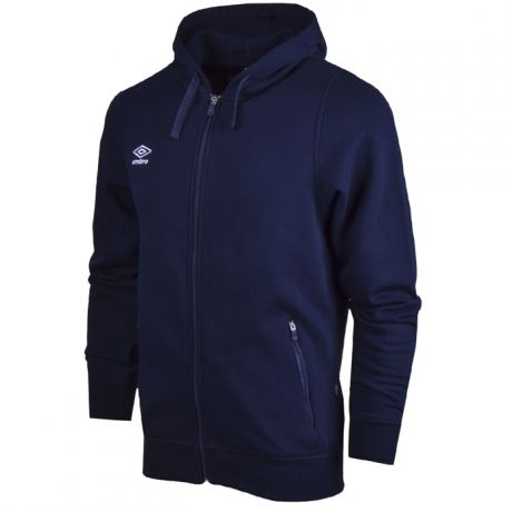 Umbro Umbro Basic Full Zip Hooded Sweat