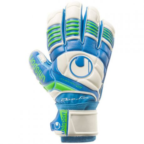 Uhlsport UHLSPORT ELIMINATOR AQUASOFT RF GOALKEEPER GLOVES