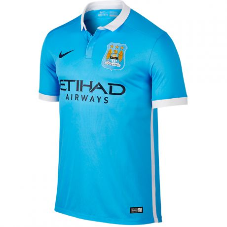 Nike NIKE FC MUNCHESTER CITY HOME STADIUM SS JERSEY
