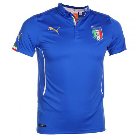 Puma PUMA ITALIA HOME AUTHENTIC SS JERSEY