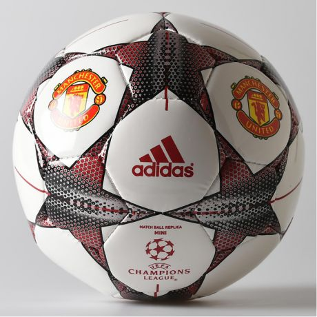 Adidas ADIDAS FINALE15 FC MUNCHESTER UNITED MINI BALL
