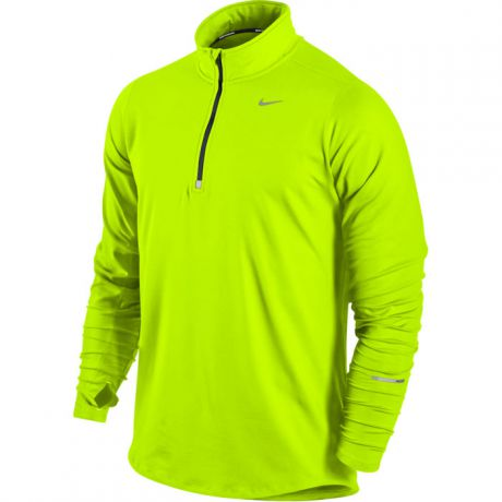 Nike NIKE ELEMENT HALF-ZIP RUNNING LS TOP