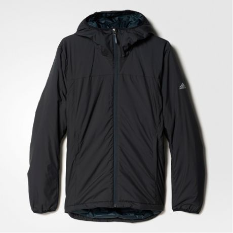 Adidas ADIDAS ORIGINALS ALPLOFT HOODED JACKET